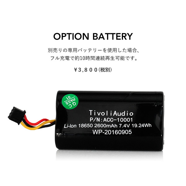 OPTION BATTERY